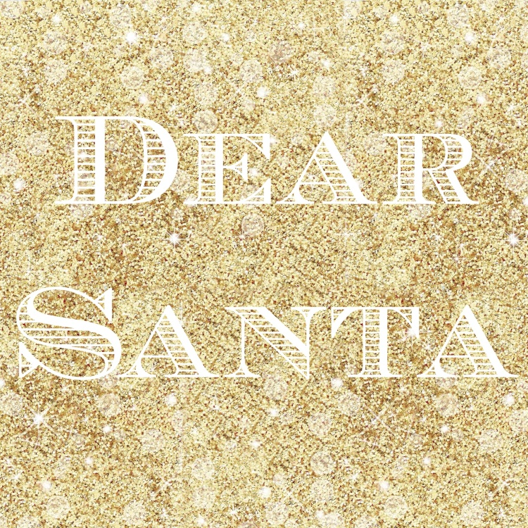Dear Santa by Peppermint Dolly