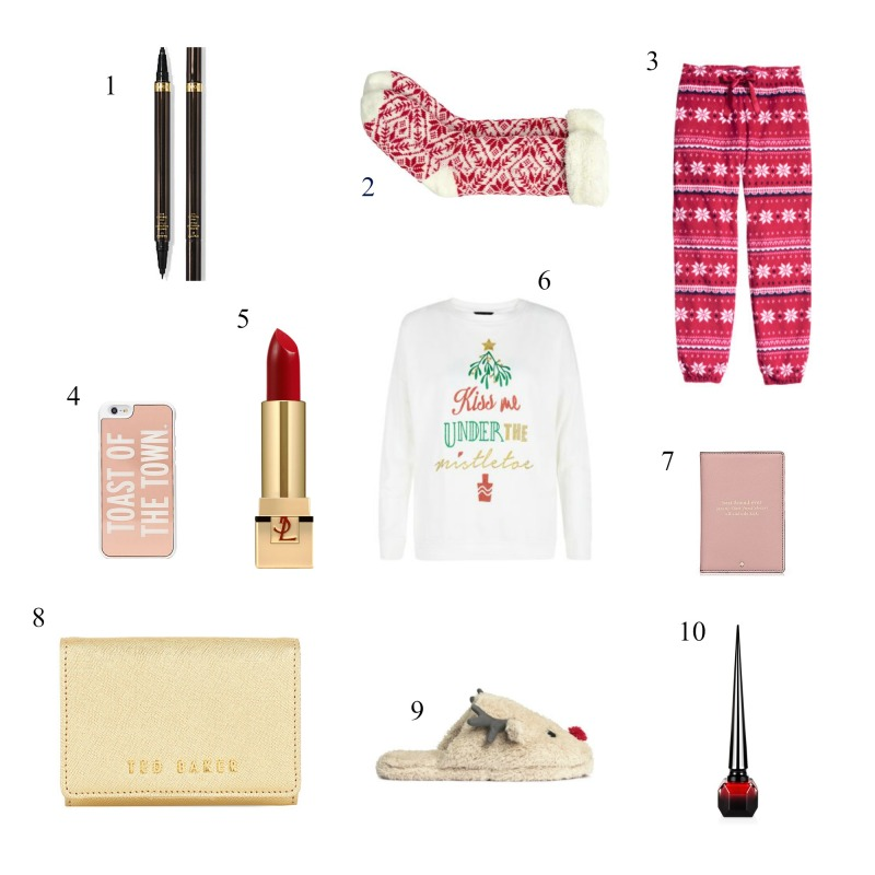Stocking Fillers 2015