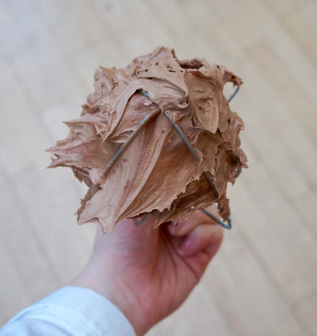 Whipped Nutella Icing