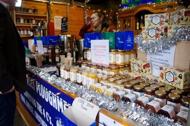 Winter Markets in London
