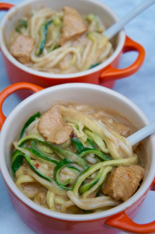 Skinny Chicken Satay